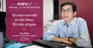 Bike Hub Hero: Alex Pham