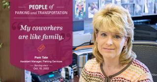 Finding Balance: Pam Tate